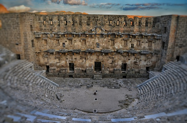 divadelní amfiteátr