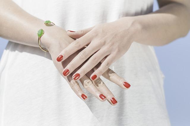 upravené ruce