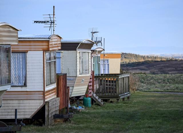 karavany dovolená