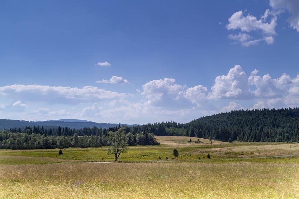 krása Jizerských hor